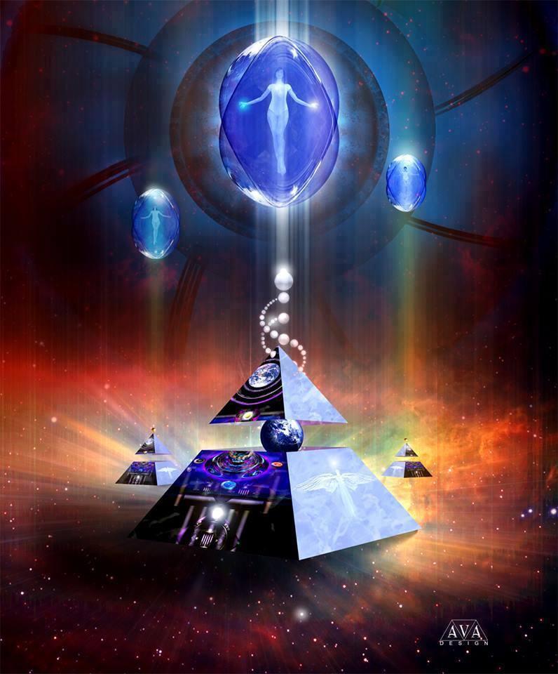 Новая эра - погружение в тайны многомерных миров