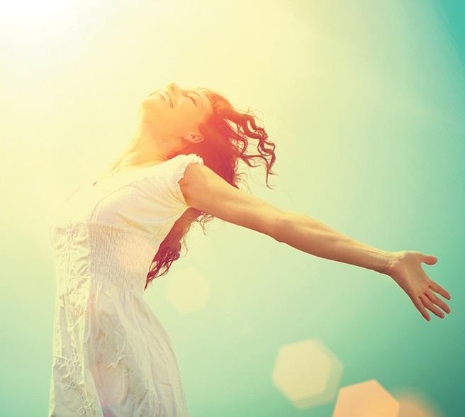 heart-joy-Woman-light