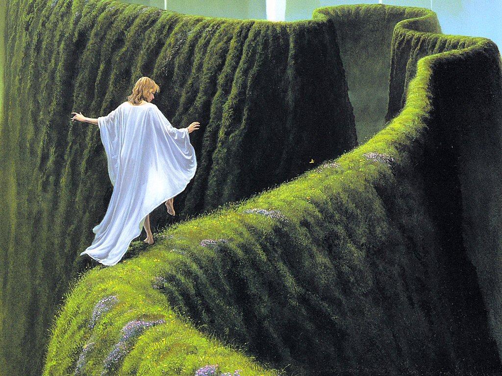 Искусство следовать своему пути, или Как потрогать мечту?