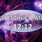 Активация звездных врат 12:12:12:12 — сотворение будущего силой вашего Золотого Ангела