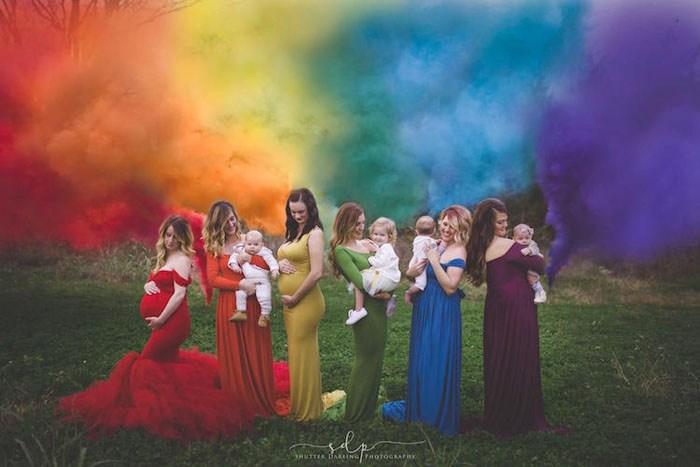 Ваш цветовой код рождения
