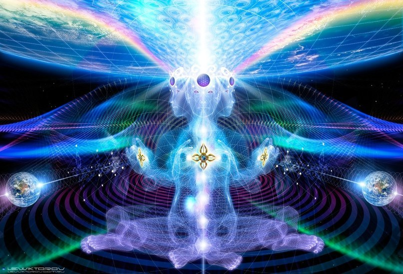 Активация слияния с Божественным сознанием. 1 практика